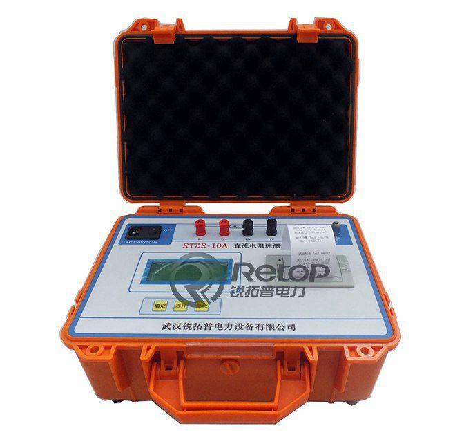 变压器直流电阻测量试验