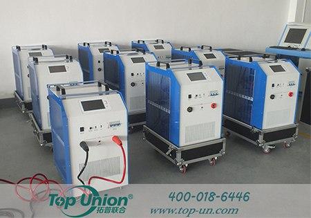 锐拓普电力,为中国原子能科学研究院提供售后服务